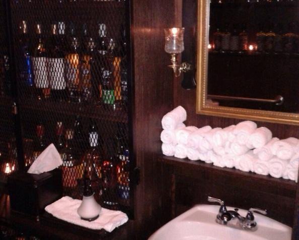Canon: The Bathroom Bar Has BeenSet